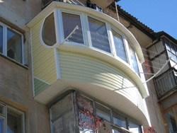 объединение комнаты и балкона в Прокопьевске