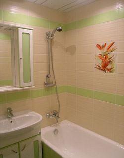 Ремонт ванной в Прокопьевске
