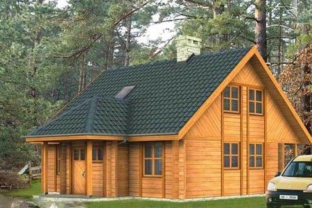 дома на основе деревянного каркаса г.Прокопьевск