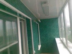 козырьки на балкон в Прокопьевске